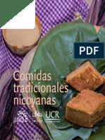 Recetario - Comidas tradicionales nicoyanas