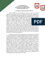 Biografía del Vicealmirante Lino de Clemente y Palacios