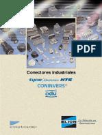 CONECTORES TYCO-ODU