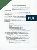 04 Employer Interview Packet