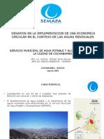 SEMAPA Presentación SEMAPA 2019 final