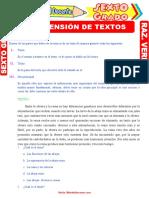 Comprensión-de-Textos-para-Sexto-Grado-de-Primaria