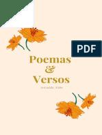 Versos de Amor por Arizaldo Niño