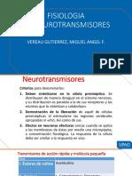 6 - Teoría - Vereau - Neurotransmisores.pdf
