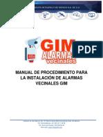 Manual de instalación SAV
