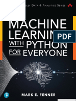 Machine Learning with Python for Everyone.pdf