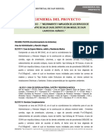 INGENIERIA DEL PROYECTO - CS CAURI
