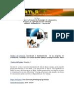Capacitación e implementación  de un programa de actualización Tecnológica para los Docentes del Instituto Tecnológico Gamma- Belice