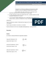 Taller 3. ESTRATEGIAS LOGISTICAS EN TRANSPORTE DE CARGA URBANO
