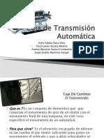 TRANSMISION AUTOMATICA