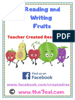 Share Reading Comprehension Fruits www.the7esl.com .pdf