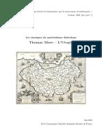L'utopie - Thomas More