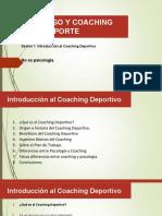Intro a la secta del Coaching