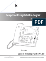 Yealink_SIP-T42G_Quick_Start_Guide_V81_20_French