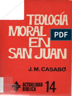Casabo - La Teologia Moral - Ed AB