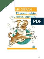 El Perro Sabio y Otros Cuentos Gibran Jalil Gibran