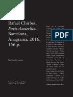 Reseña Paris Austerlitz LARRAZ