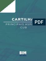 CARTILHA - CUB