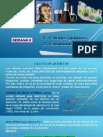 Semana 8 Calculos Quimicos.pptx