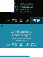 Hands-On Heads-In Gamificação