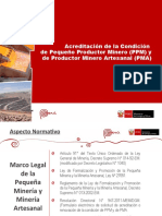 CALIFICACION - Acreditación PPM-PMA-2019