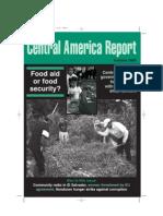 Central America Report - Summer 2008