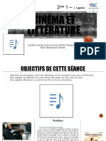 Cinéma et littérature Odette Toulemonde.ppsx