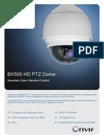 BX500-HD-PTZ-Dome