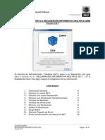 Manual de Usuario DIM 2011 3 3 7