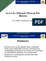 AULA_ 01_Educacao_Fisica_na_Pre-História
