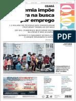 O Povo CE 25.06.2020