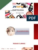 Aula 04 Cosmetologia  - DERMOCOSMÉTICOS II