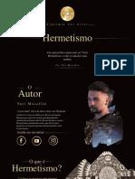 Alquimia das Artes - Hermetismo na Prática