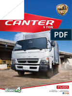 FT- CANTER 5 EURO IV