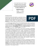 Comunicado 1 - Clinic Med  IV-Semestre 2020-1-1