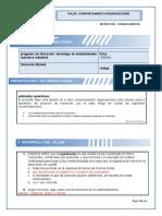 TALLER 1 RECURSOS HUMANOS LIBRO COMPORTAMIENTO ORGANIZACIONAL M..docx