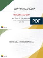 Residentado Ortopedia y Traumatología 2v Final 2017
