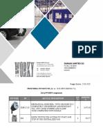 DAMAN LIMITED PROFORMA INVOICE NR [Int. nr. 2020-OEW-0000583-V1] (1)