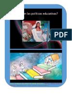 Tarea 1(Políticas Educativas del Estado Mexicano).