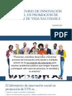 ppt LABORATORIO DE INNOVACIÓN SOCIAL