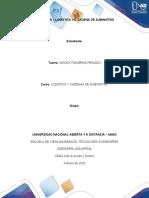 PreTarea_Logística y cadena de suministros