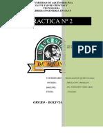 PRÁCTICA 2 seleccion de equipos  franz leoncio quispe culala (1)
