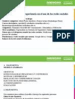Taller 4. Socialización Experencia Uso RS.pptx