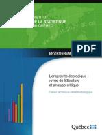 1. Empreinte écologique. revue de littérature et analyse critique.pdf