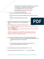 module 5 assignment 2 performance critique