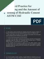 CMT REPORT-astm 183,184