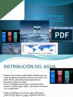 distribucion de agua quinto basico unidad 1