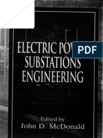 Electric Power Substations Engineering