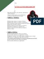 Normativa Actos Ilicitos Buscados Rp
