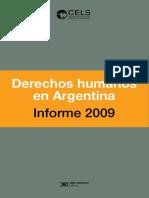 CELS-Informe 2009.pdf